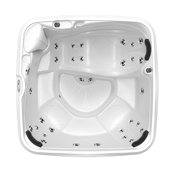 Play Collection Soul Square Jacuzzi Hot Tub